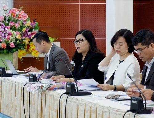 Nhóm nòng cốt đa bên về VPA/FLEGT họp lần thứ 2